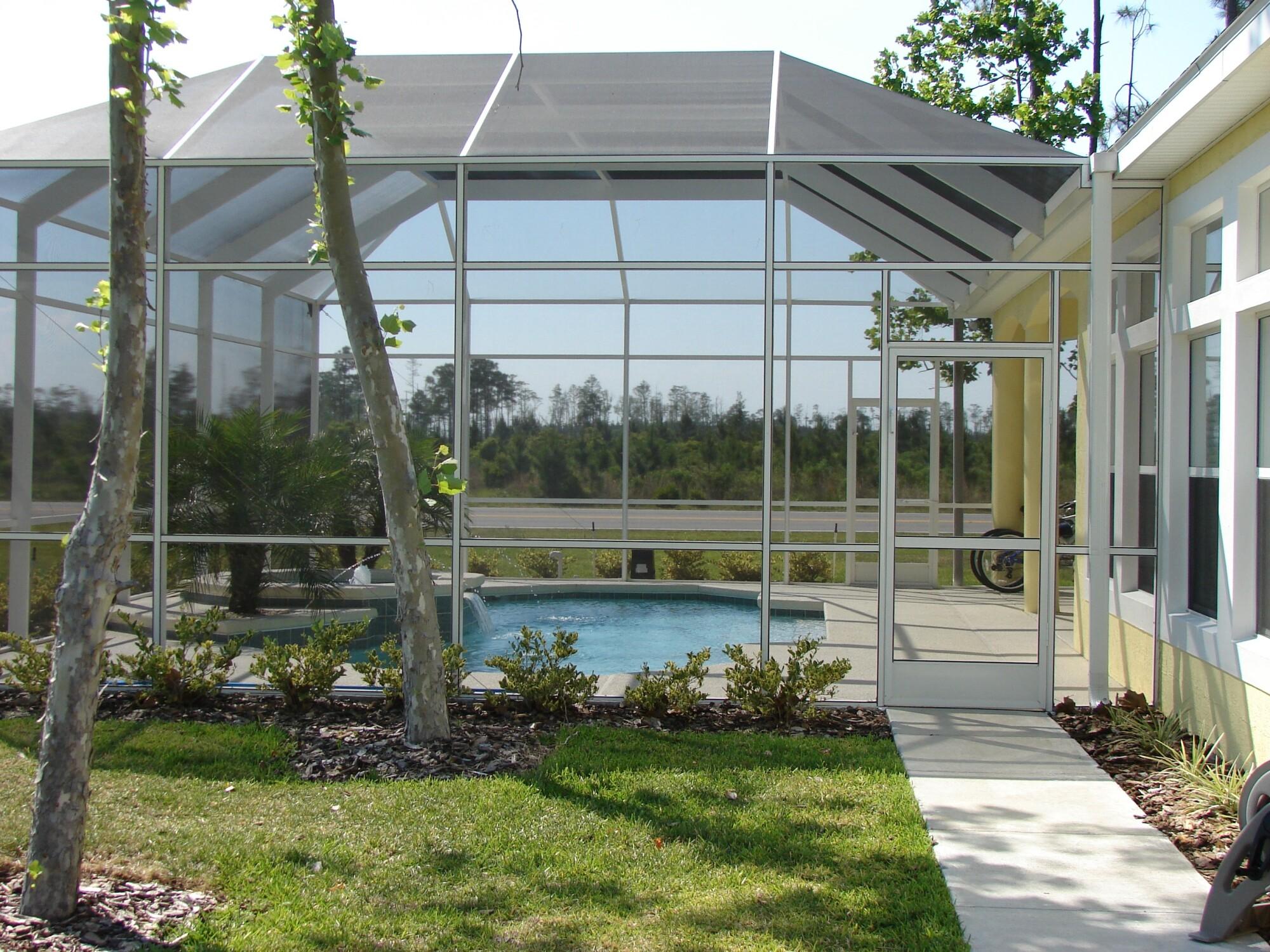 patio screens in Miami
